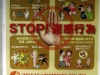 Poster on the ferry to Hokkaido