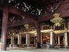Nishi Hongan-ji Temple hall