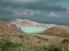 Caldera of Shirane Volcano