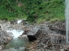 river at Jigokudani Monkey park