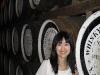 The aging depot of Yamazaki distillery
