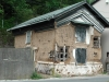 Old Kura house in Miyako. Even though relatively far from the sea still suffered severe damage.