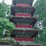 Pagoda at Nikko