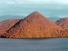 Island on Lake Toya