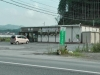 The first buildings to be replaced were the convenience stores. In container like make shifts.